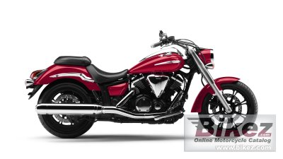 2012 Yamaha XVS950A Midnight Star