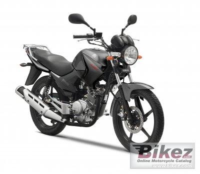 2012 Yamaha YBR125