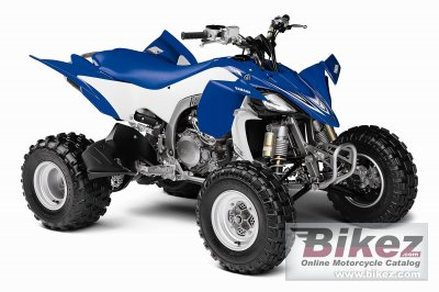 2012 Yamaha YFZ450X