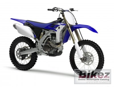2012 Yamaha YZ250F specifications and pictures
