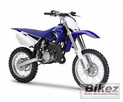 2012 Yamaha YZ85LW