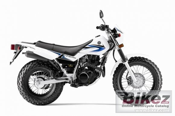2013 Yamaha TW200 photo