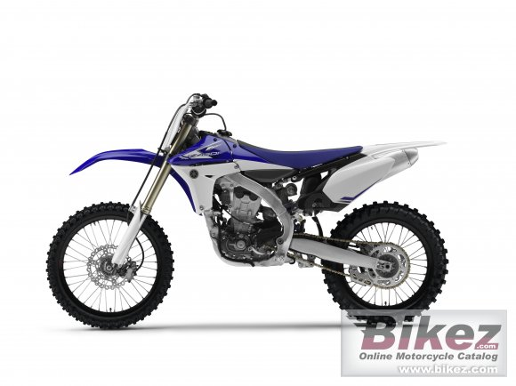 2013 Yamaha YZ450F photo