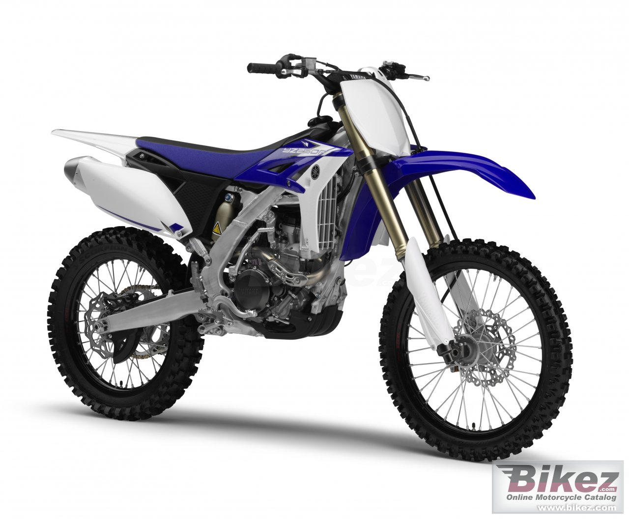 Big Yamaha yz250f picture and wallpaper from Bikez.com