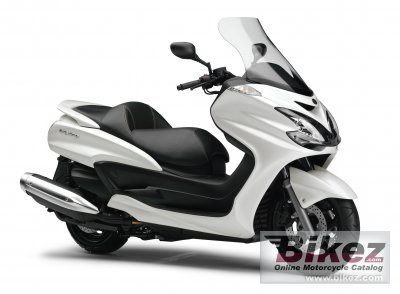 2013 Yamaha Majesty photo