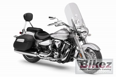 2013 Yamaha Star Stratoliner photo