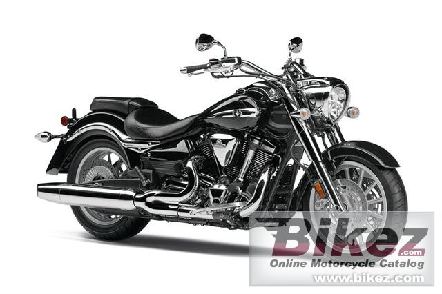 Yamaha Star Roadliner S