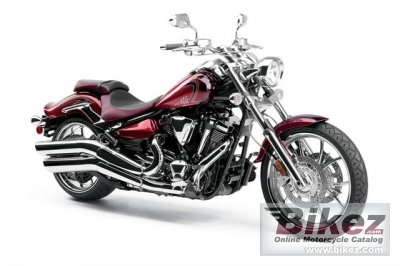 2013 Yamaha Star Raider SCL photo
