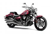 2013 Yamaha Star Raider S photo