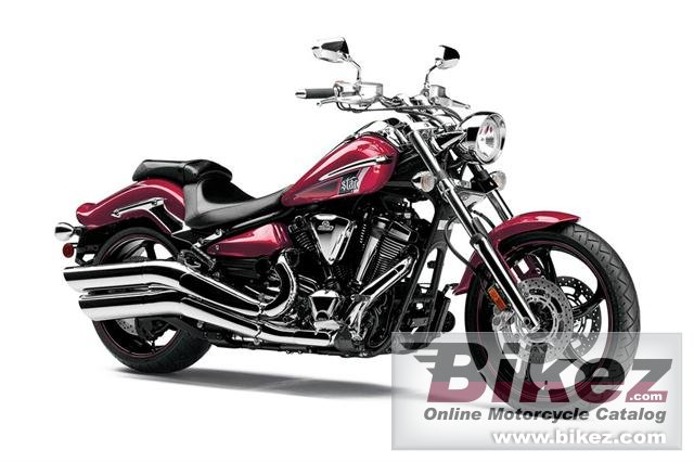 Big Yamaha star raider s picture and wallpaper from Bikez.com
