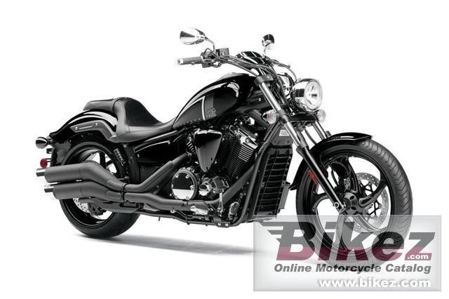 Big Yamaha star stryker picture and wallpaper from Bikez.com