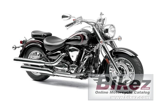 Big Yamaha road star s picture and wallpaper from Bikez.com
