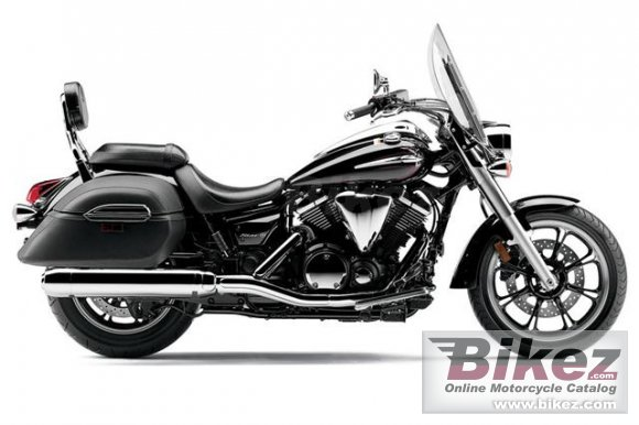 2013 Yamaha V Star 950 Tourer photo
