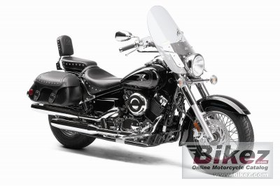2013 Yamaha V Star Silverado photo