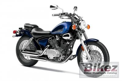 2013 Yamaha V Star 250 photo