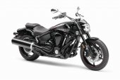 2013 Yamaha Star Midnight Warrior photo