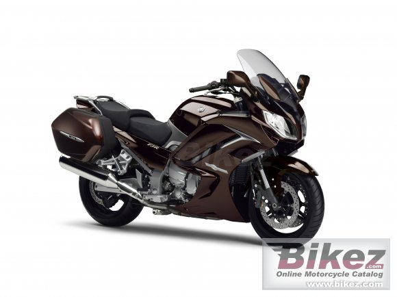 2013 Yamaha FJR1300AS