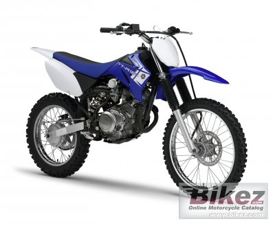 2013 Yamaha TT-R125 photo