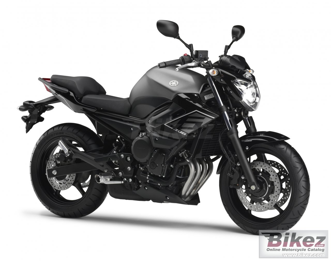 Big Yamaha xj6 sp picture and wallpaper from Bikez.com