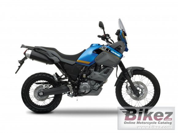 2013 Yamaha XT660Z Tenere ABS photo