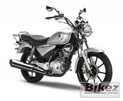 2013 Yamaha YBR125 Custom photo