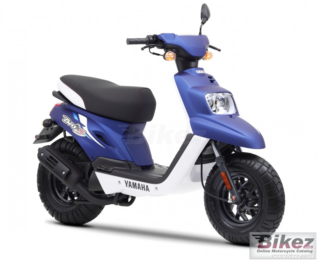 2013 Yamaha BWs Original 50 specifications and pictures