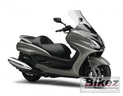 2013 Yamaha Majesty 400 ABS photo