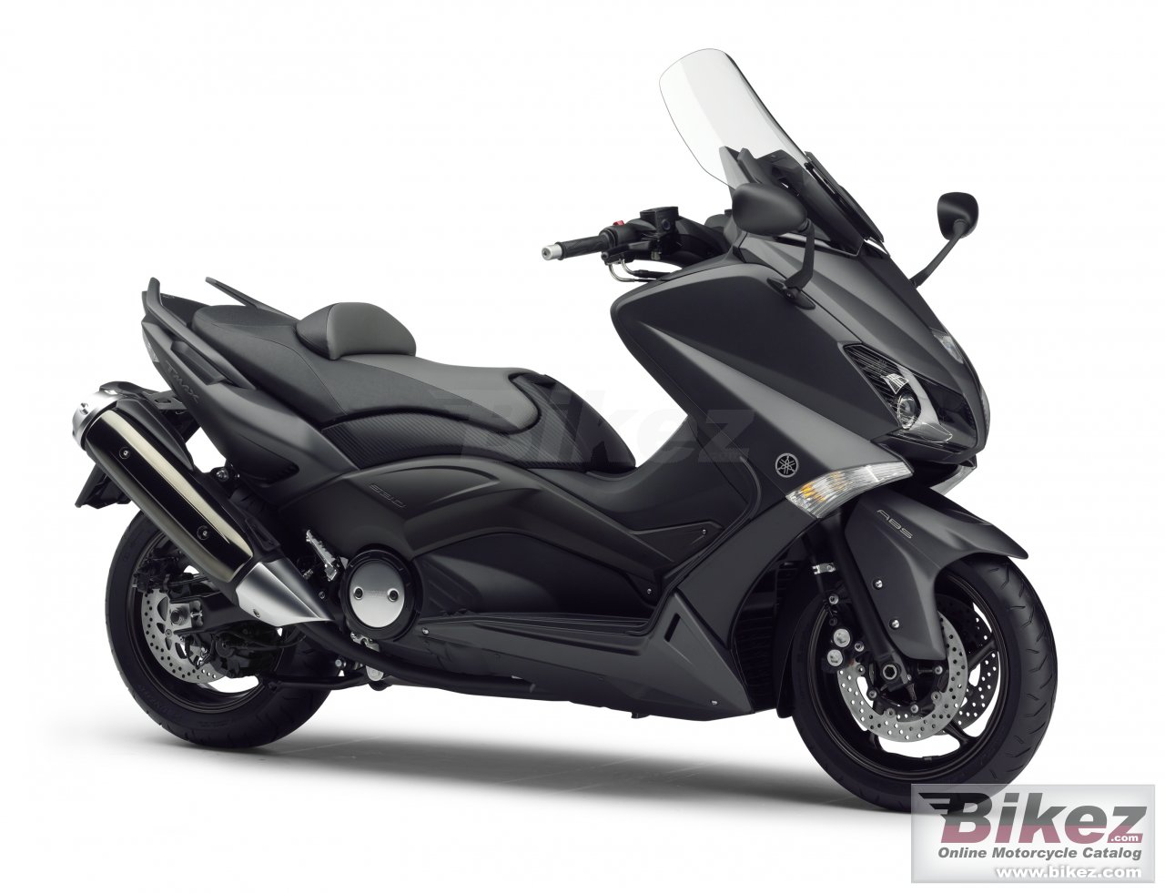 Big Yamaha tmax abs picture and wallpaper from Bikez.com