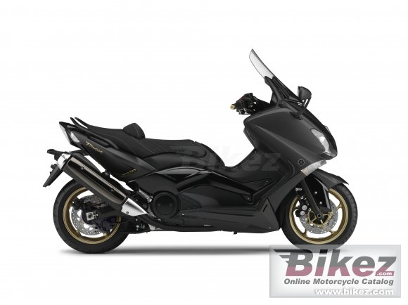 2013 Yamaha TMAX Black Max photo