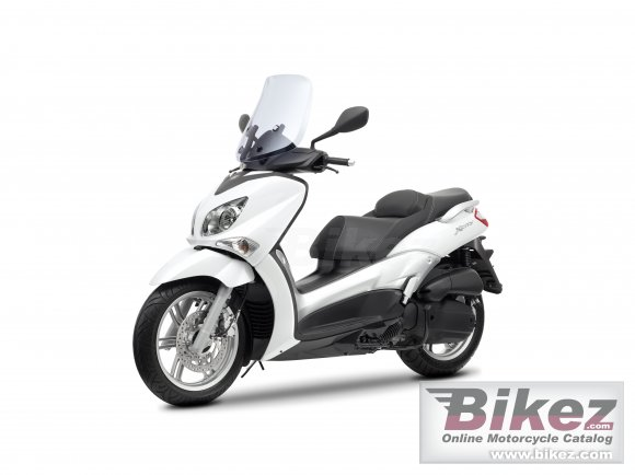 2013 Yamaha X-City 125