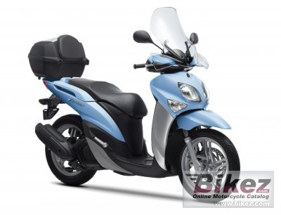 2013 Yamaha Xenter 125 photo