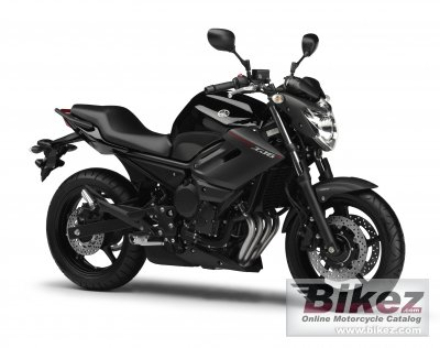 2013 Yamaha XJ6 photo