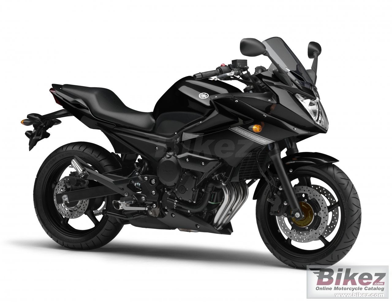 Big Yamaha xj6 diversion abs picture and wallpaper from Bikez.com