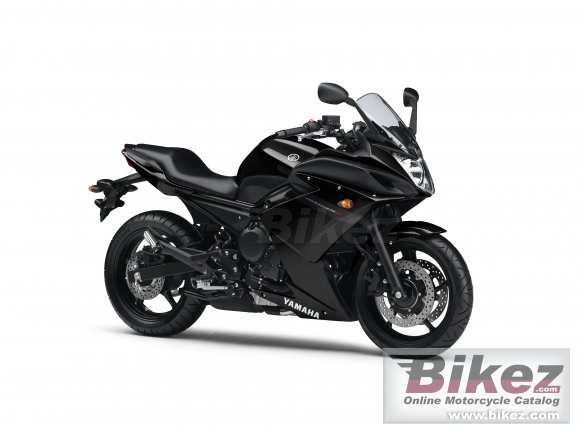 2013 Yamaha XJ6 Diversion F