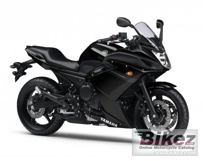 2013 Yamaha XJ6 Diversion F ABS photo