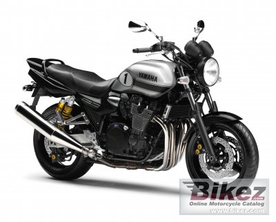 2013 Yamaha XJR1300 photo