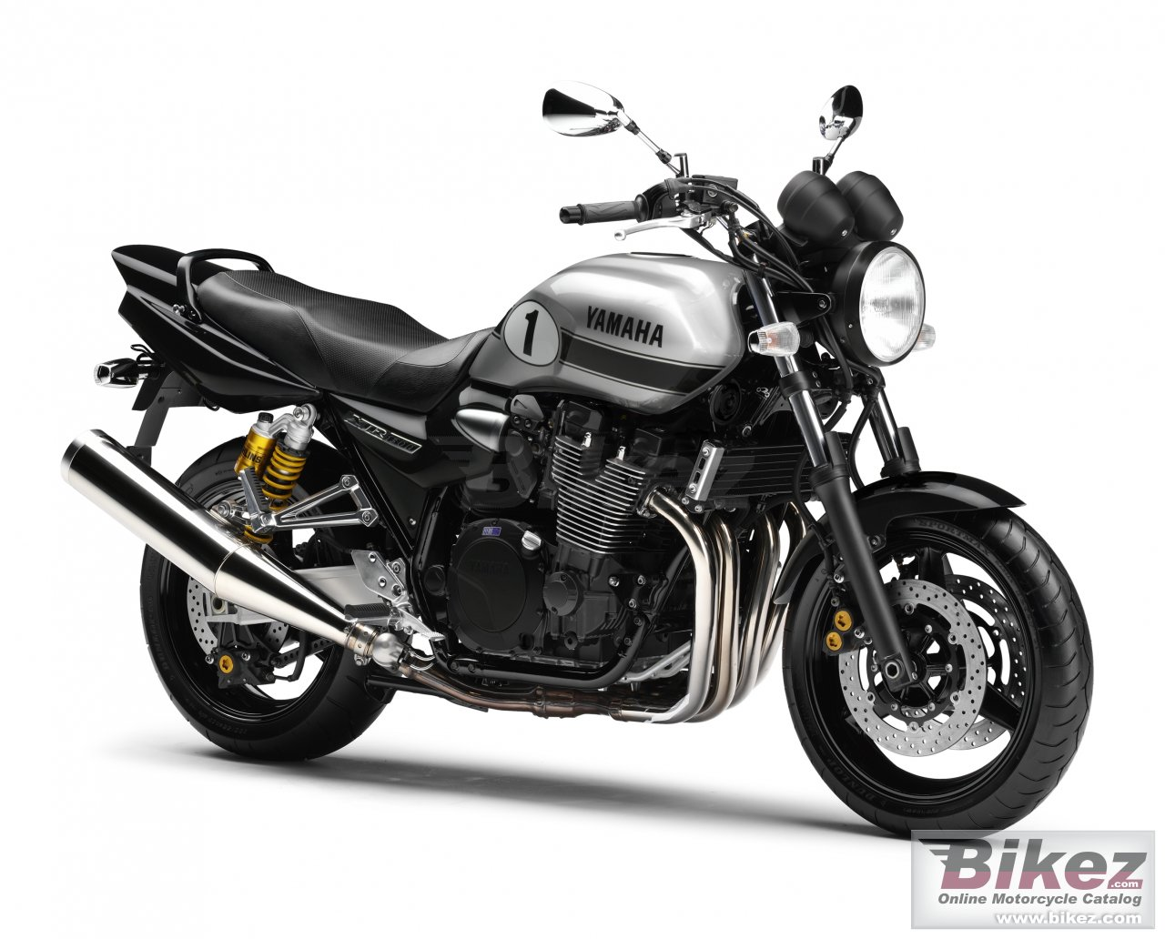 Big Yamaha xjr1300 picture and wallpaper from Bikez.com