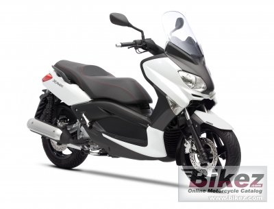 2013 Yamaha X-MAX 125 ABS photo