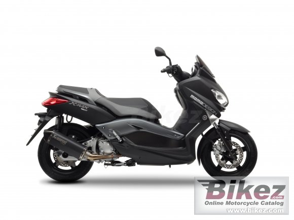 2013 Yamaha X-MAX 250 MOMO Design photo