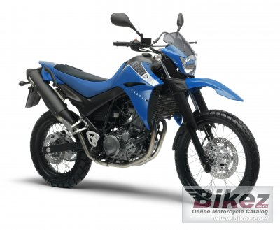 2013 Yamaha XT660R photo