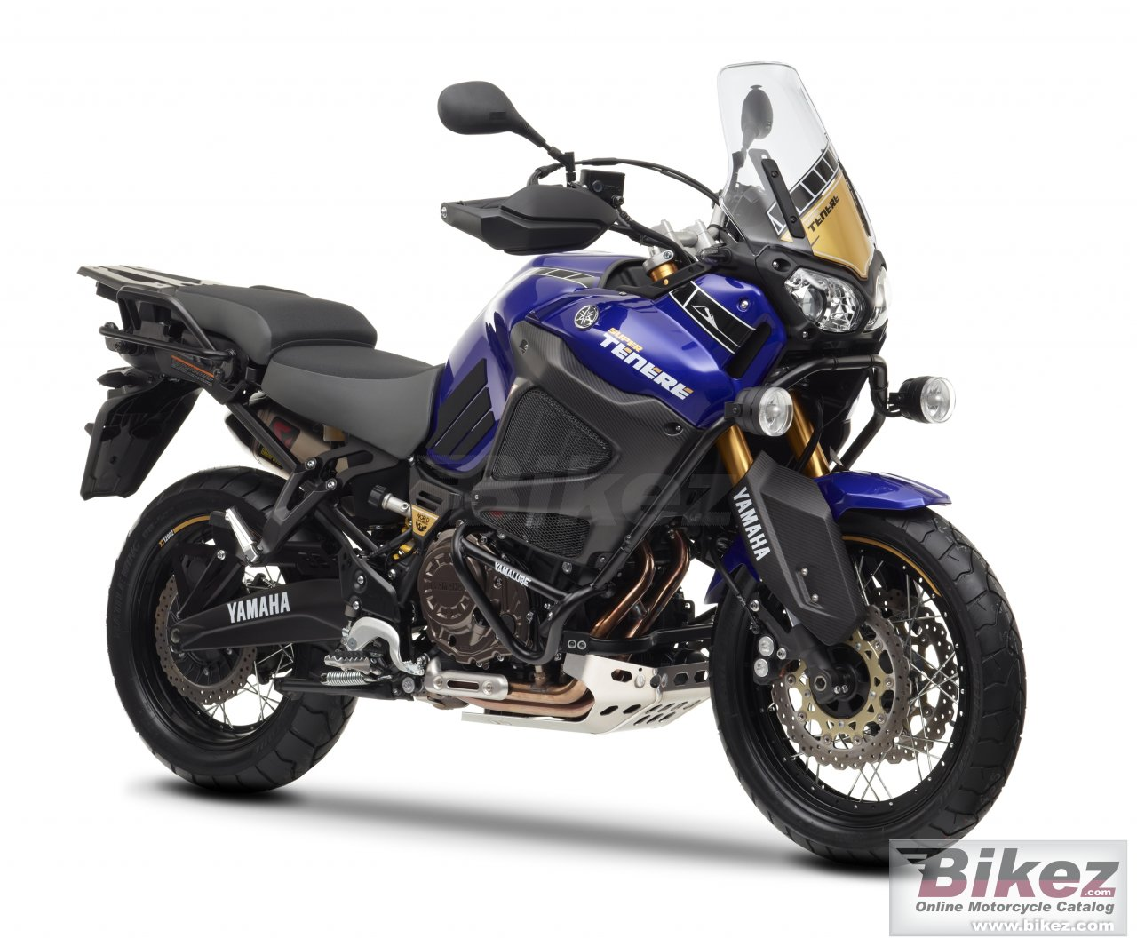 Big Yamaha xtz1200 super tenere worldcrosser picture and wallpaper from Bikez.com