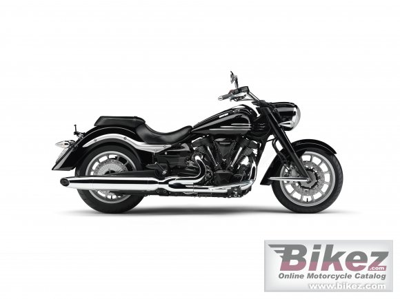 2013 Yamaha XV1900A Midnight Star