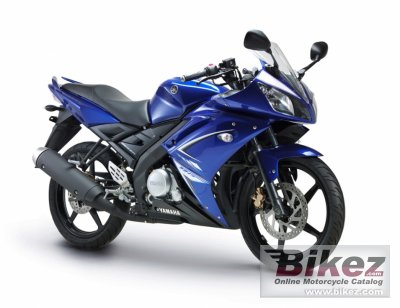 2013 Yamaha YZF-R15 photo