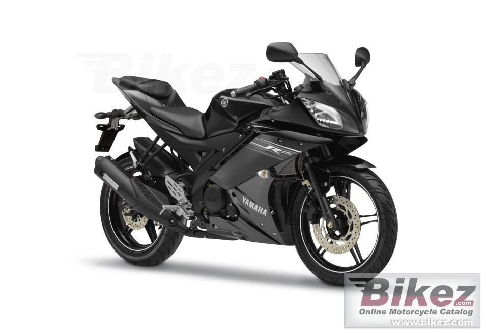 Big Yamaha yzf-r15 v2.0 picture and wallpaper from Bikez.com