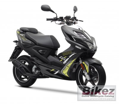 2013 Yamaha Aerox R Naked 50