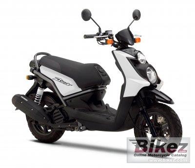2013 Yamaha BWs 125