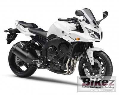 2013 Yamaha FZ1 Fazer ABS specifications and pictures