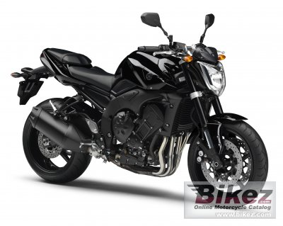 2013 Yamaha FZ1 specifications and pictures