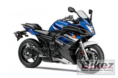 2013 Yamaha FZ6R specifications and pictures