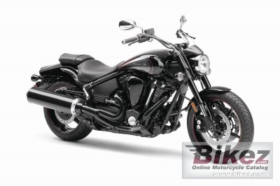 2013 Yamaha Star Midnight Warrior